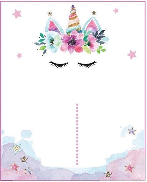 circulos de unicornio para imprimir de baby shower 28 etiquetas recordatorio baby