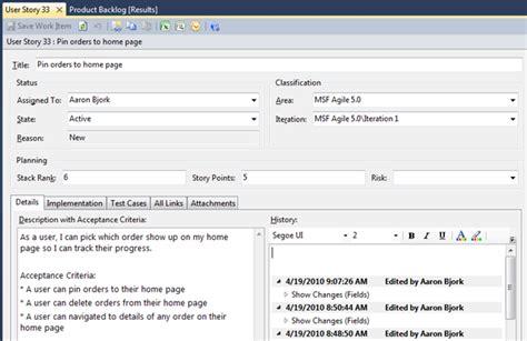 agile user story template agile tip 2 simple user story titles aaron bjork