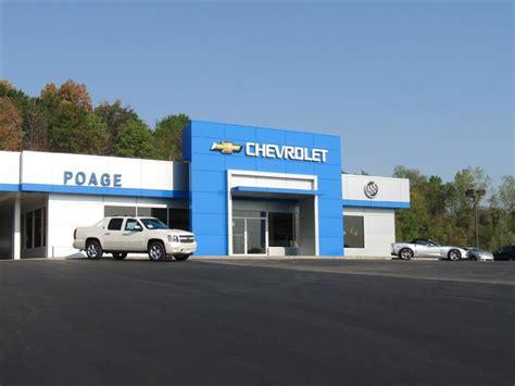 Poage Chevrolet Buick  Bowling Green, Mo 63334