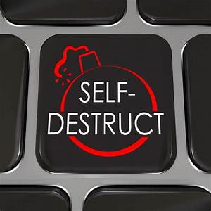 Self-destructing content service ensures shared data stays ...