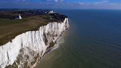 Dover Cliffs Britain Europe Bridge Land Between