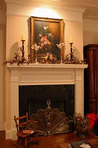 decorating fireplace mantels Southern Lagniappe: TV or Not TV? That is the Question!