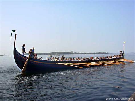 Viking Row Boats For Sale by Langskipet Quot Havhingsten Fra Glendalough The Sea Stallion
