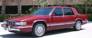 1993 Deville Cadillac History