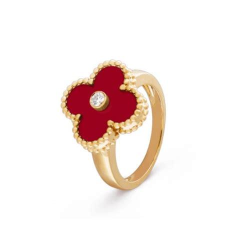 ヴァン クリーフ 指輪