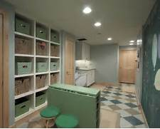 Basement Laundry Room Interior Remodel Platte Park Basement Traditional Laundry Room Denver By Diane