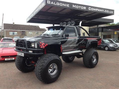toyota hilux monster truck trucks toyota hilux