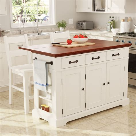 osp home furnishings country kitchen large kitchen island