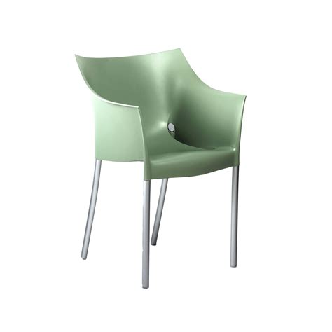dr no chair by kartell philippe starck arredaclick