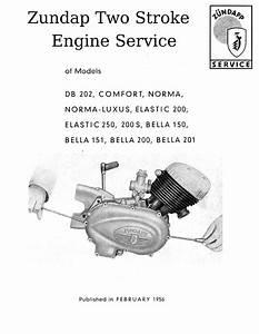 Zundapp Manuals For Mechanics Archive