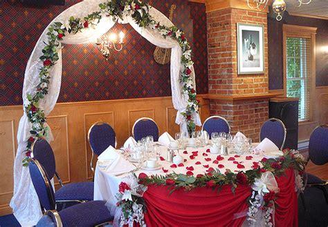 d 233 coration salle de r 233 ception de mariage