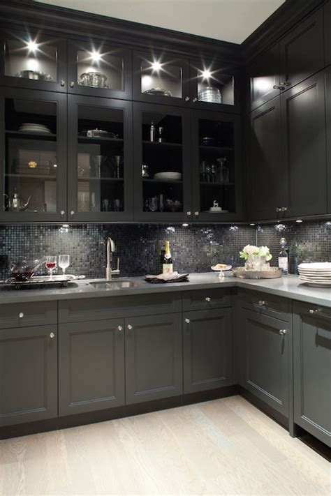 butlers pantry cabinets contemporary kitchen kelly