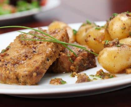 marmiton org recettes cuisine rôti de porc à la moutarde et au miel recette de rôti de