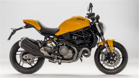 Naked Motorcycles By Ducati
