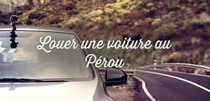Synonyme De Voiture : location de voiture au p rou voyage p rou ~ Medecine-chirurgie-esthetiques.com Avis de Voitures
