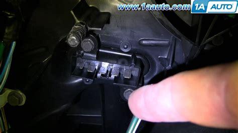 dodge durango heater fan not working how to fix ac heater fan speed resistor dodge stratus 01