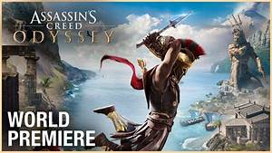 Assassin's Creed Odyssey: E3 2018 Official World Premiere ...