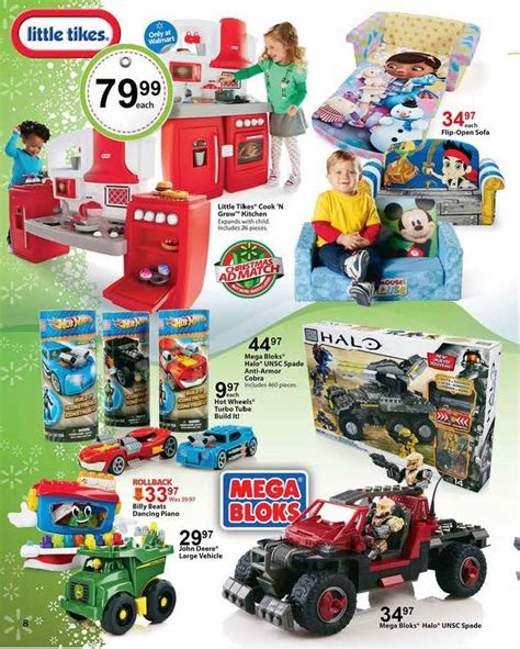 walmart christmas toys ad black friday ads