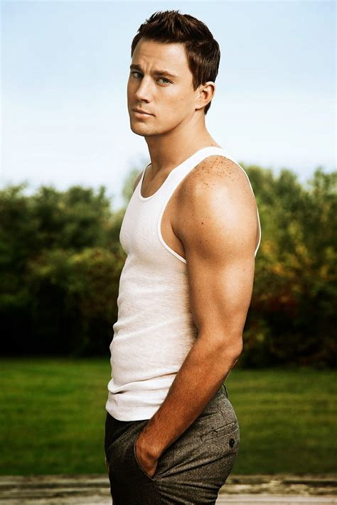 Most Beautiful Men Channing Tatum