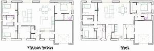 plan maison 120m2 plain pied ef78 jornalagora With beautiful plan de maison de 100m2 2 plan maison en t plain pied madame ki
