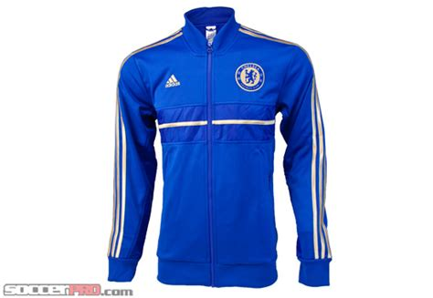 Adidas Chelsea Anthem Jacket Review