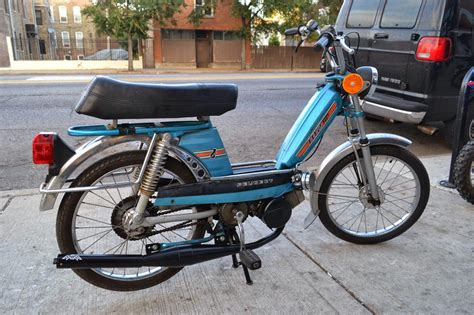 Peugeot Mopeds by Home Alone With Mopeds Peugeot 102 Mlm Intake A Pipe