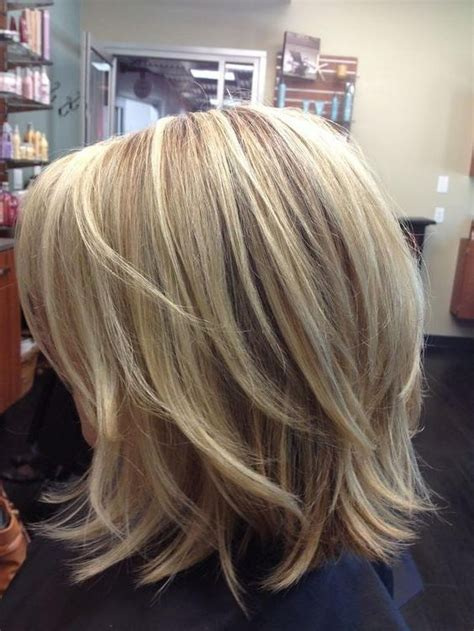 25 layers ideas only 15 inspirations of medium layered bob hairstyles best
