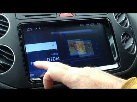a sure autoradio a sure android 8 1 kp series autoradio car stereo gps for vw golf 5 6 plus polo touran skoda