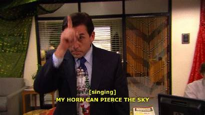 Christmas Holiday Office Gifs Having Sing Episodes