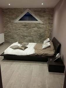 Deco Chambre Zen : 23 best deco chambre images on pinterest home painting and bedroom ideas ~ Preciouscoupons.com Idées de Décoration