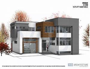 service personnalise de plans de maison vib architecture With superb plan de grande maison 4 plan de maison archives architecture f g concepts