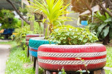Garden Decoration With Waste by How To Decorate Garden With Waste Material 2019 Update