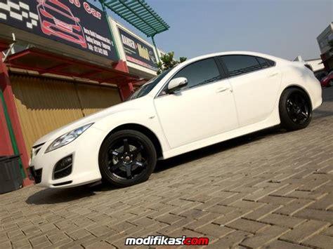 Modifikasi Mazda 6 by Fs Mazda 6 2011 White
