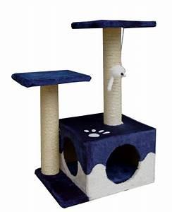 Arbre A Chaton : arbre chat moyenne taille animaloo ~ Premium-room.com Idées de Décoration