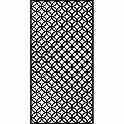 Bunnings Screen Matrix Panel Charcoal Decor 1800