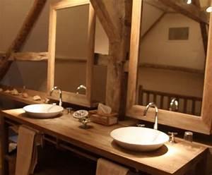 Style De Salle De Bain : salle de bain moderne rustique ou contemporaine quel ~ Teatrodelosmanantiales.com Idées de Décoration