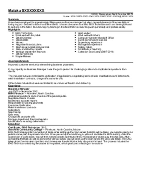 family manager resume exle national youth