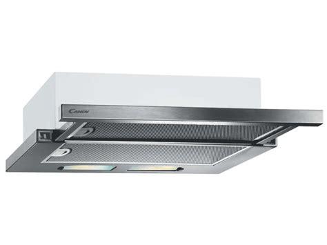 hotte aspirante a tiroir hotte tiroir escamotable 60 cm cbt 6130 x chez conforama
