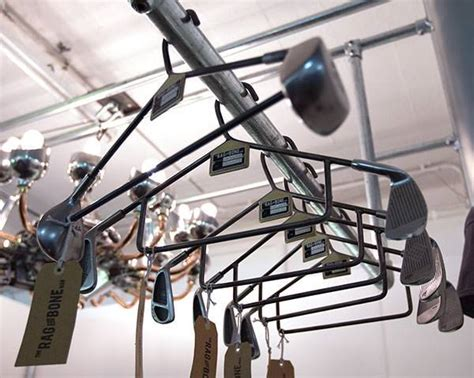 rag  bone man golf club hanger gift ideas creative