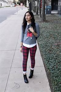 Plaid pants outfits - Pi Pants