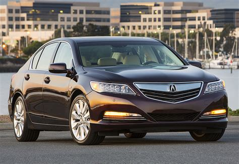Acura Rlx Sport Hybrid by 2014 Acura Rlx Sport Hybrid Sh Awd Specifications Photo