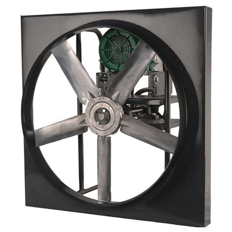 abp belt drive panel fans continental fan