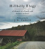 Image result for Book Cover Hillbilly Elegy