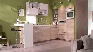 la cuisine petit espace salsa conforama youtube With table pour petit espace