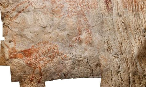master indonesian cave paintings   years