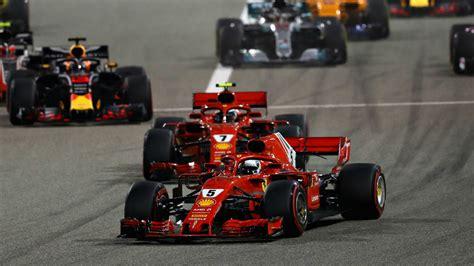 F1 Chinese Gp Ferrari Will Be Hard To Beat Says Lewis
