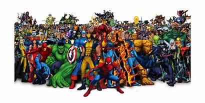 Superheroes Villains Powerful Morphsuits Data