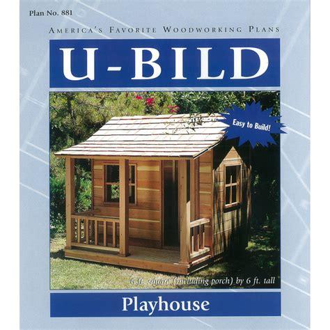 bild playhouse carpentry  woodcraft book  lowescom