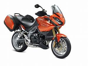 Motorcycle Pictures  Triumph Tiger 1050 Se 2011