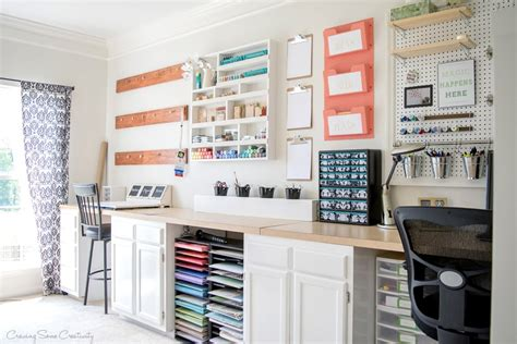 Craft Room Makeover Reveal!!!  Craving Some Creativity